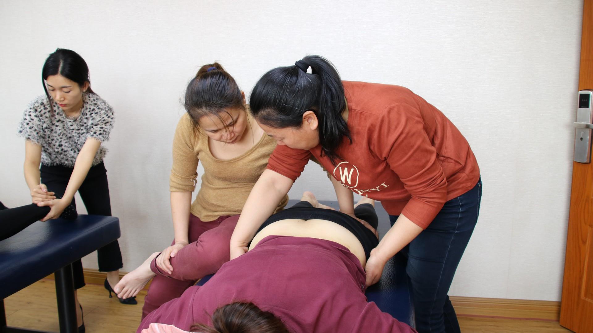 学习日式正骨技术